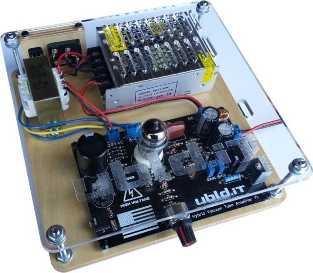 ubld it hybrid amplifier | Audiokarma Home Audio Stereo
