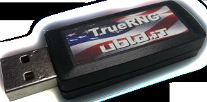 TrueRNG v2 Hardware Random Number Generator