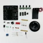 Atari Punk Console Kit Parts