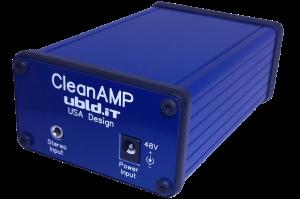 Clean Amp 2 in Enclosure