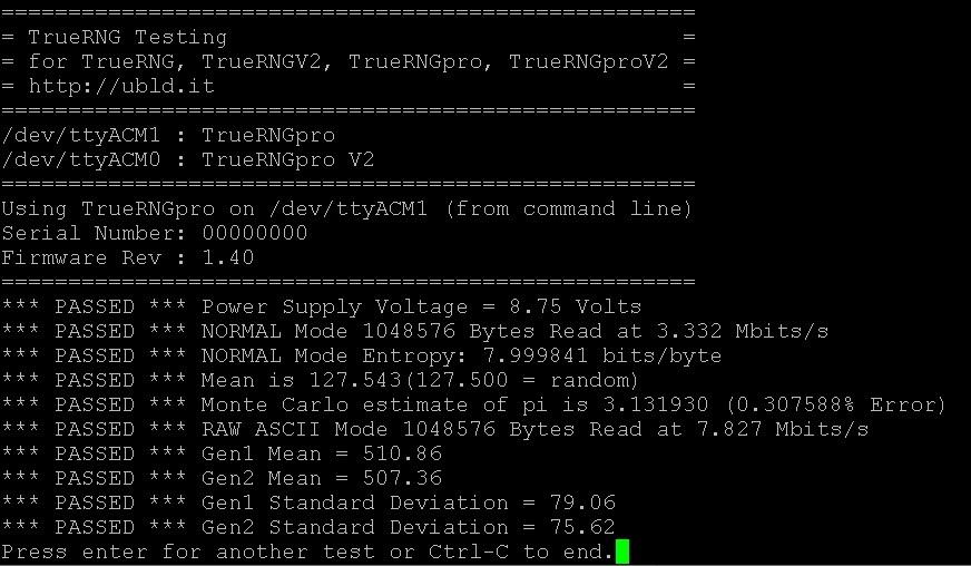 TrueRNGproV1_Test